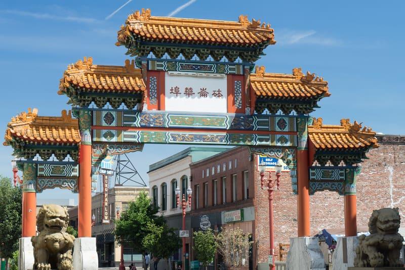 Chinatown Seattle Gezilmesi Gereken Yerler