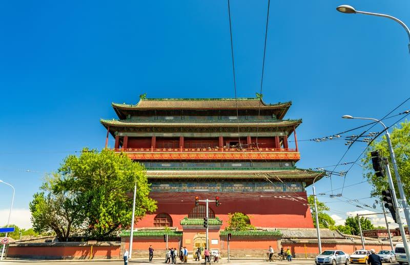 Davul Kulesi Pekin