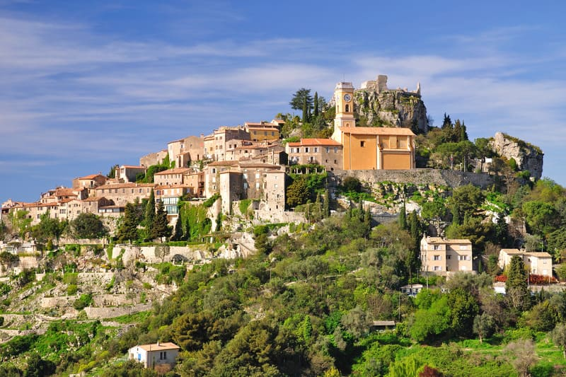 Eze Köyü Monaco Çevresi Gezilecek Yerler