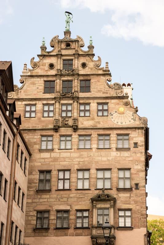 Fembohaus Kent Müzesi Nürnberg Gezilecek Yerler