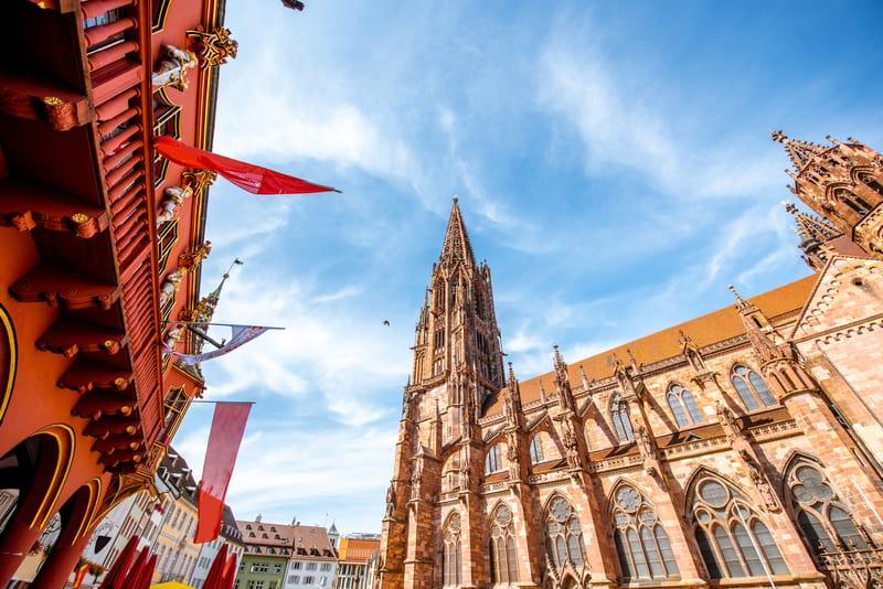 Freiburg Minster Almanya