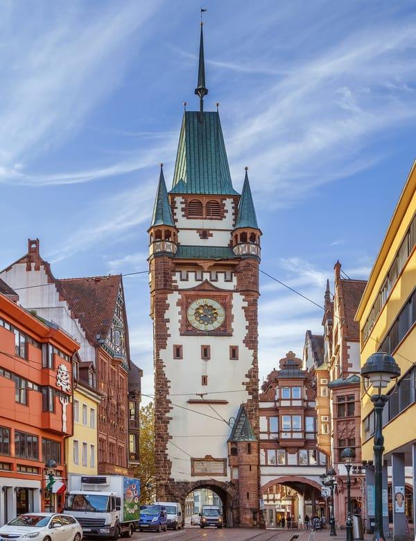 MartinstorKapısı, Freiburg Gezilecek Yerler