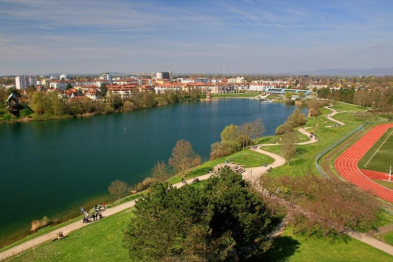 Seepark Freiburg Gezilecek Yerler