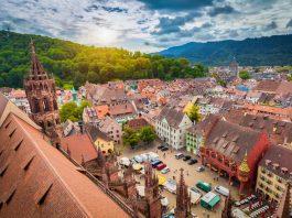 Freiburg Gezilecek Yerler Blog
