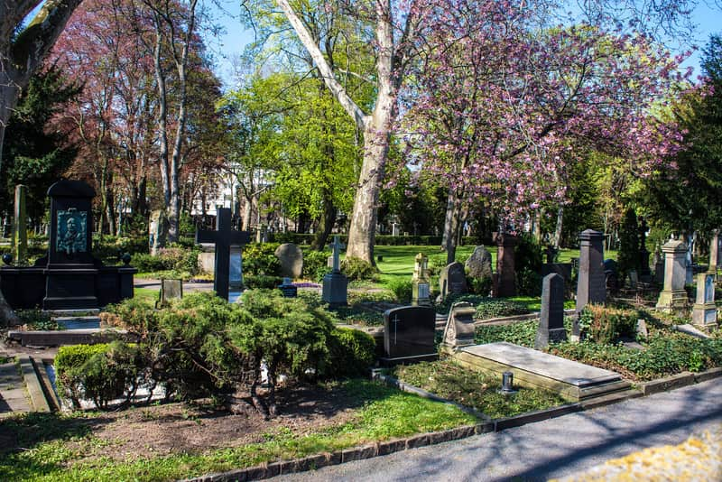 Alter Friedhof (Eski Mezarlık)