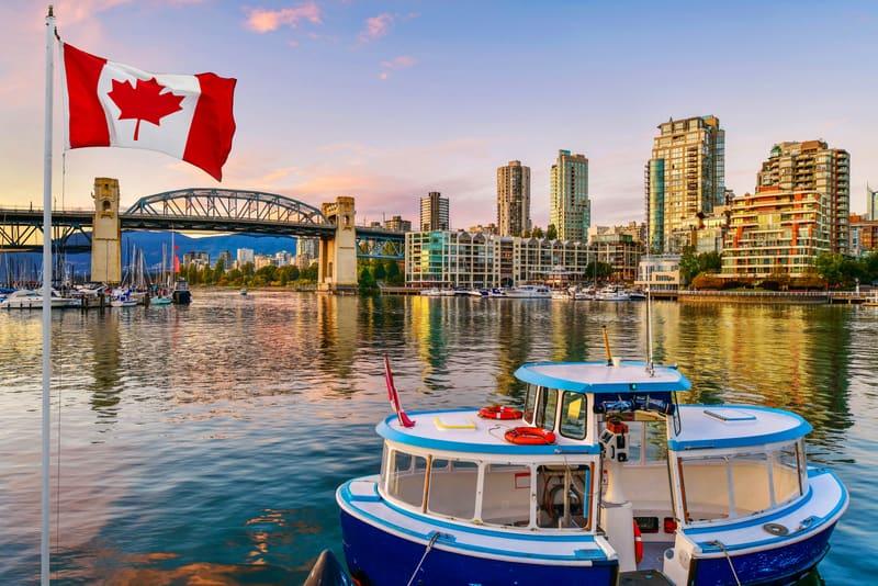 Granville Adası Vancouver