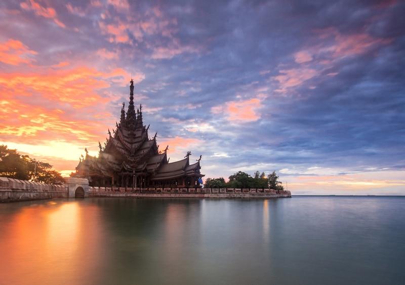 Hakikat Tapınağı - Pattaya Gezilecek Yerler