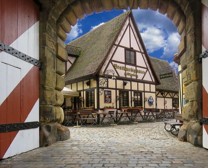 Handwerkerhof Nürnberg de Gezilecek Yerler