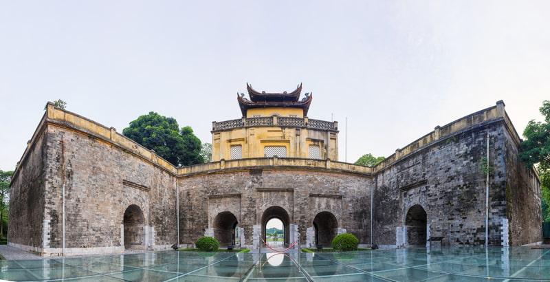 Thăng Long İmparatorluk Kalesi
