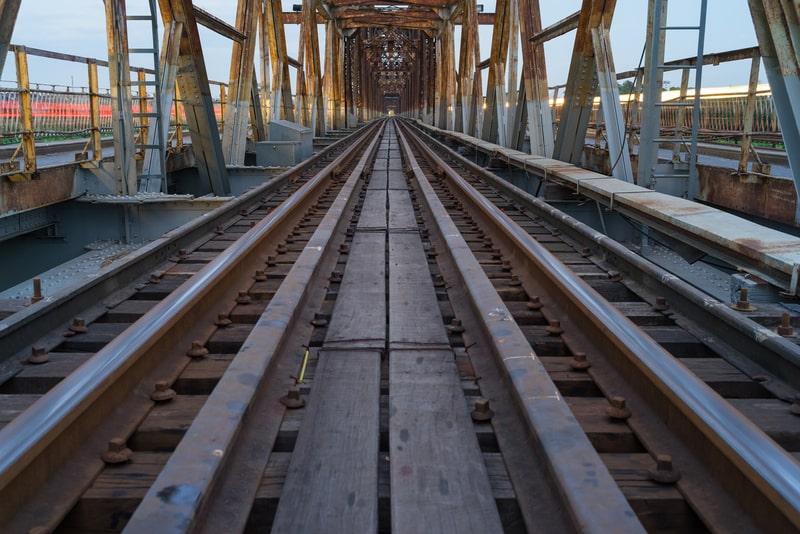 Long Bien Bridge - Hanoi Gezilecek Yerler