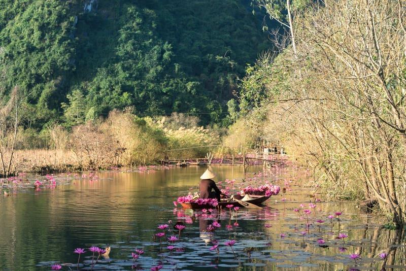 Perfume Pagoda - Hanoi de Gezilecek Yerler