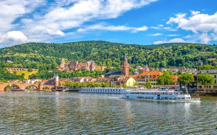 Heidelberg Gezilecek Yerler