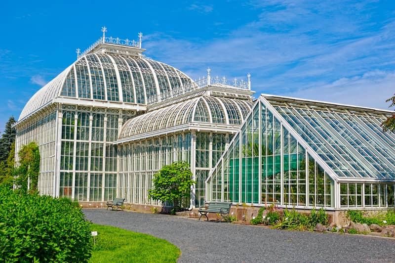 Helsinki Botanik Bahçeleri