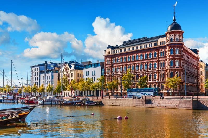 Helsinki Gezilecek Yerler