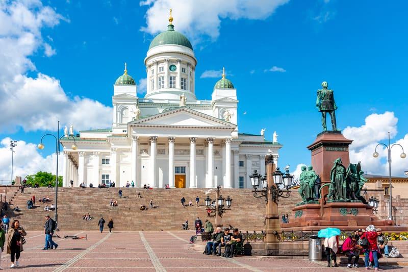 Helsinki Katedrali