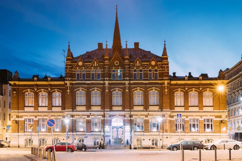 Helsinki Tasarım Müzesi