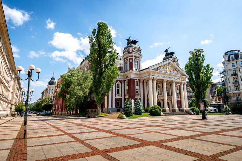 Sofya Ivan Vazov Ulusal Tiyatrosu