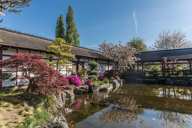 Versay Adası ve Japon Bahçesi