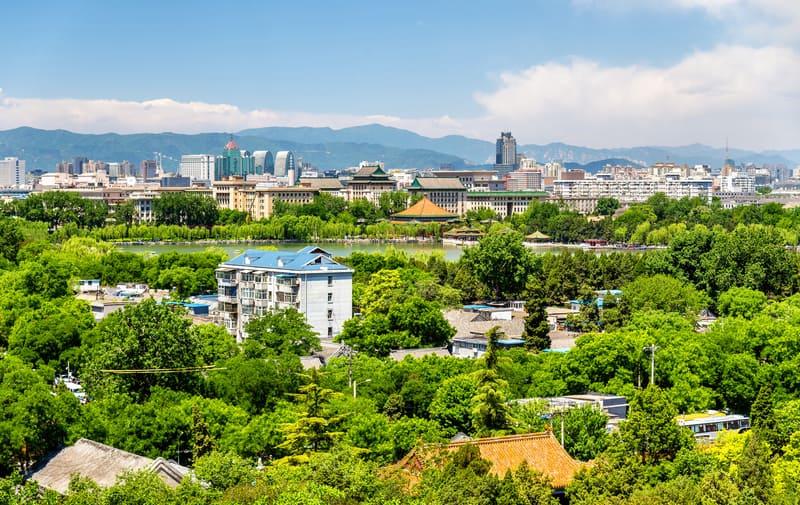Jingshan Parkı