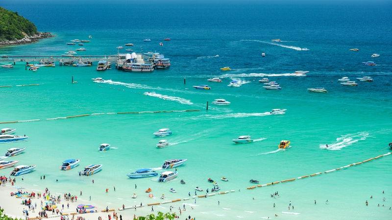Koh Larn Adası - Pattaya Görülecek Yerler