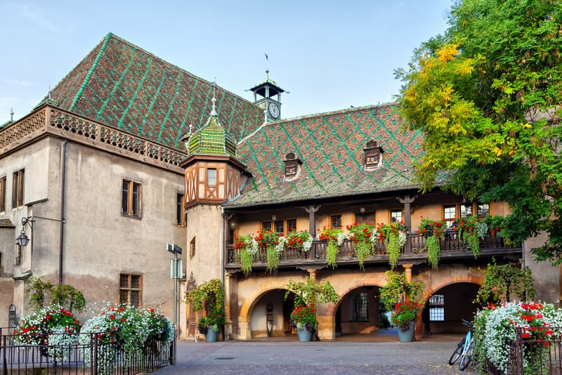 Koifhus - Colmar da Gezilecek Yerler