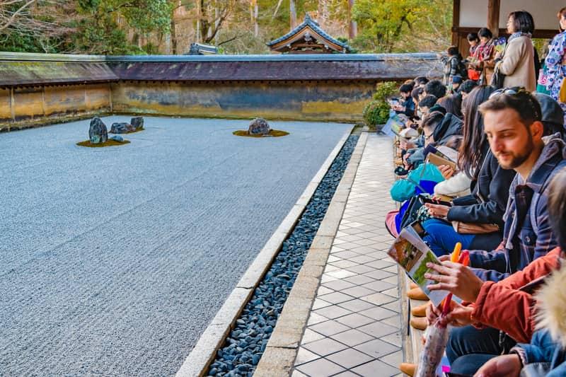 Ryoanji Tapınağı Kyoto
