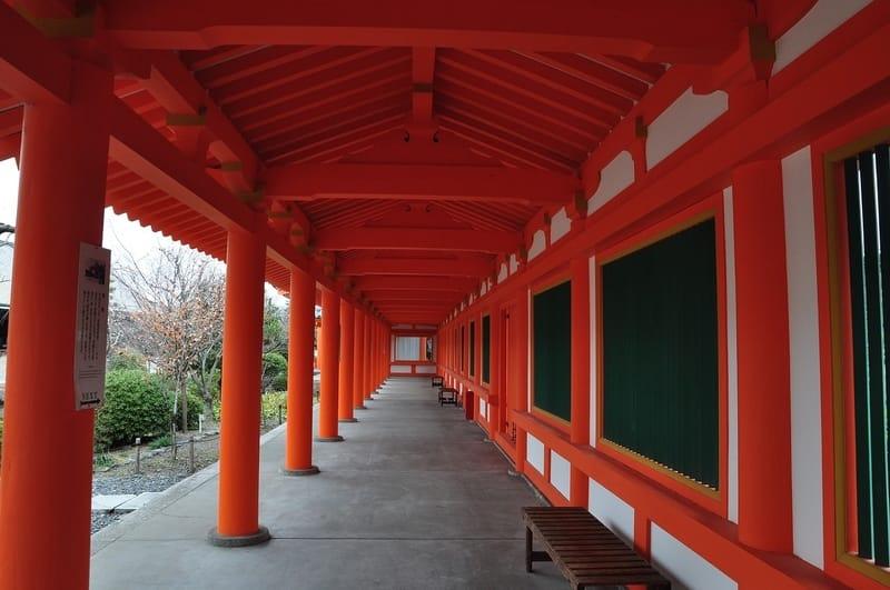 Sanjusangendo Tapınağı Kyoto