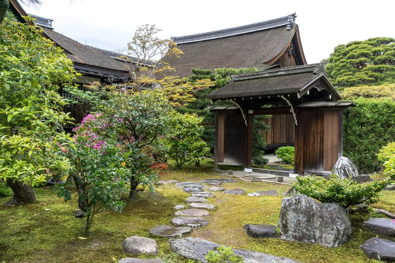 Tenryuji Tapınağı Kyoto Gezilecek Yerler