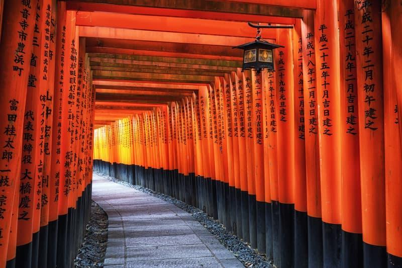 Fushimi Inari-taisha Tapınağı