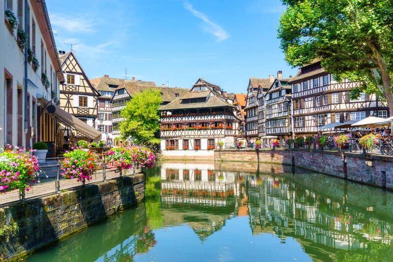 La Petite France - Bölgesi