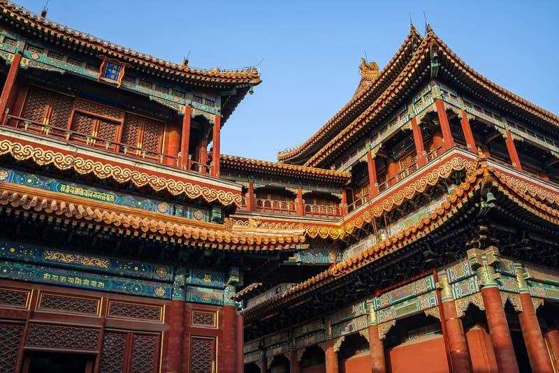 Lama Tapınağı Görülmeye Değer Yerlerden