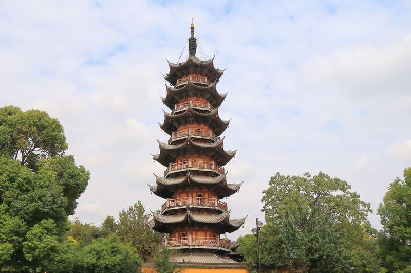 Longhua Tapınağı