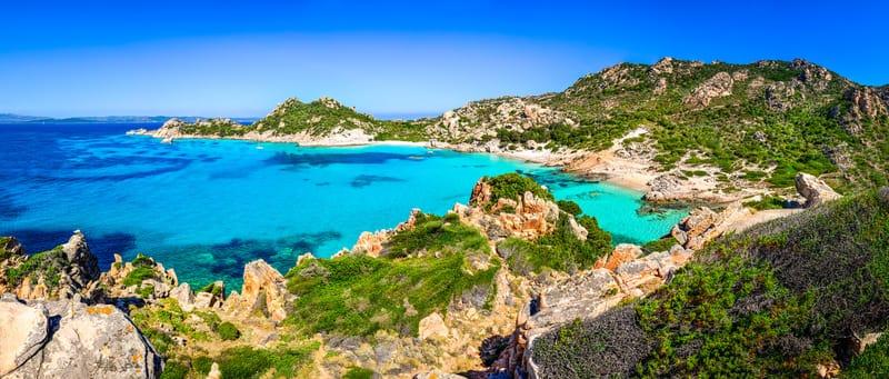 La Maddalena Adaları - Arcipelago della Maddalena