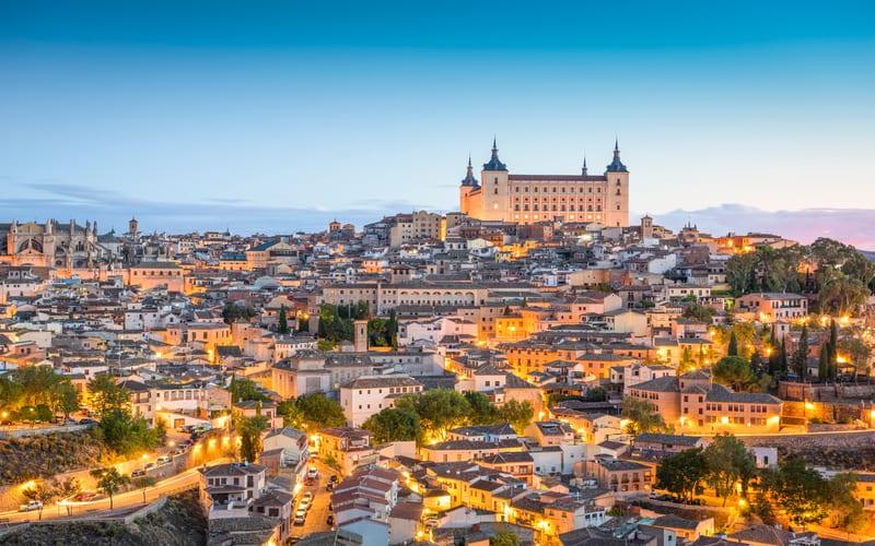 Toledo Şehir Rehberi - Toledo Gezilecek Yerler Listesi