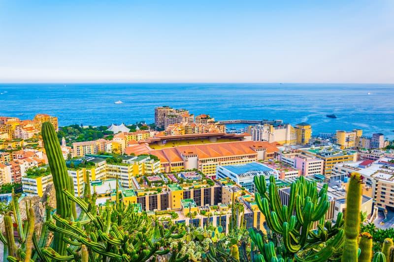 Monaco Manzarası