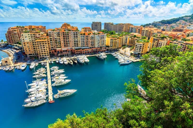 Monaco Görülecek Yerler