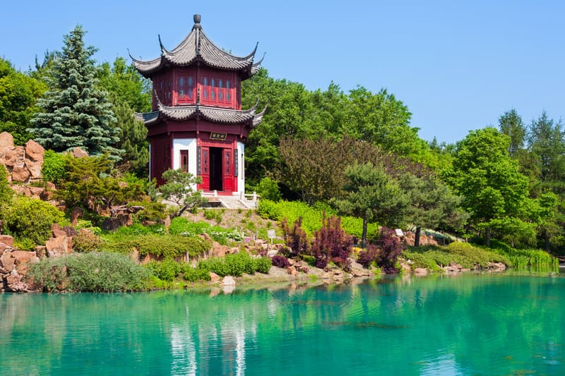 Montreal Botanik Bahçesi