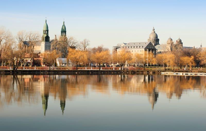 Lachine Kanalı Ulusal Tarihi Bölgesi