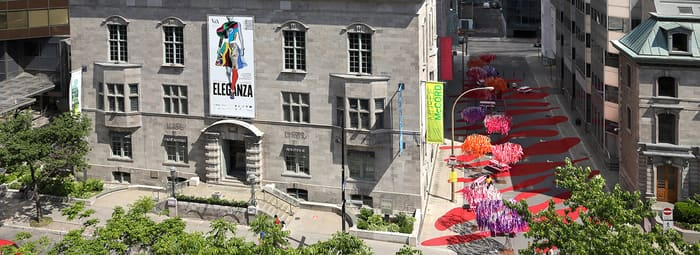 Mccord Müzesi Montreal