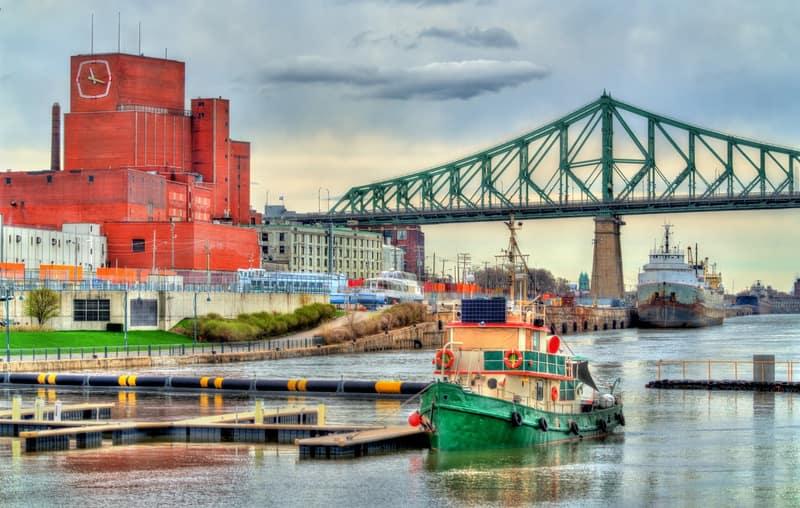 Old Port - Eski Liman- Montreal Gezilecek Yerler