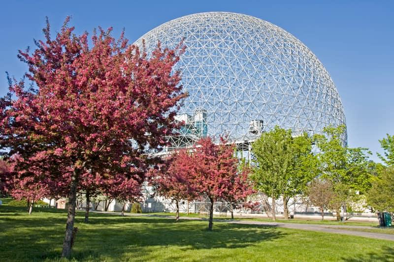 Jean Drapeau Parkı - Montreal Gezilecek Yerler