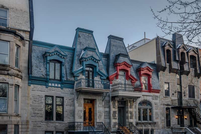 Saint-Louis Meydanı Montreal Görülecek Yerler