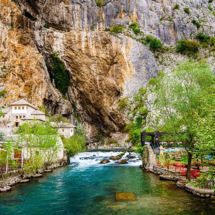 Blagay Mostar Gezilecek Yerler