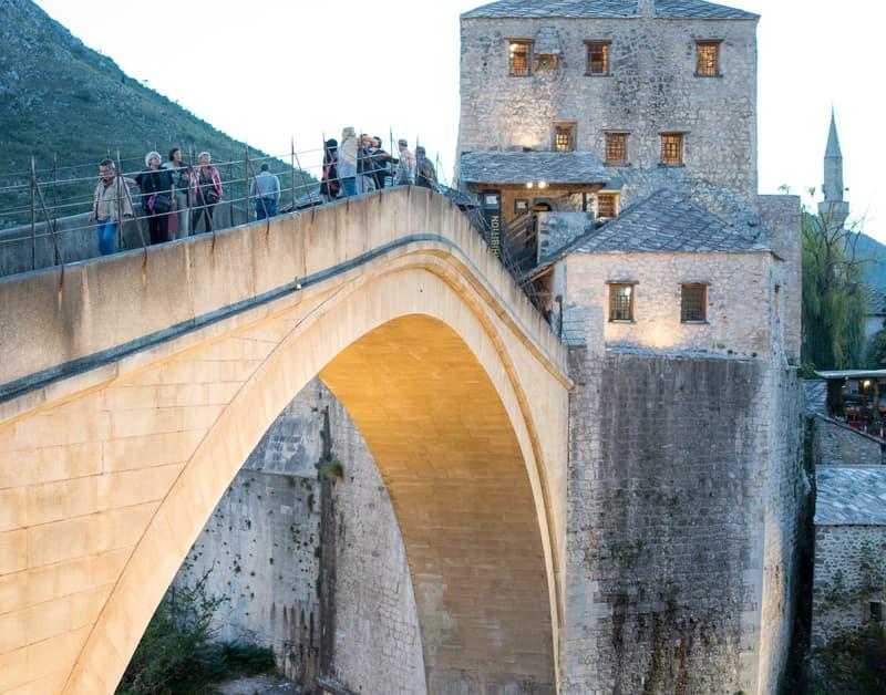 Mostar Köprüsü Gezisi