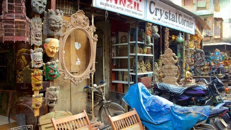 Chor Bazaar - Hırsızlar Pazarı
