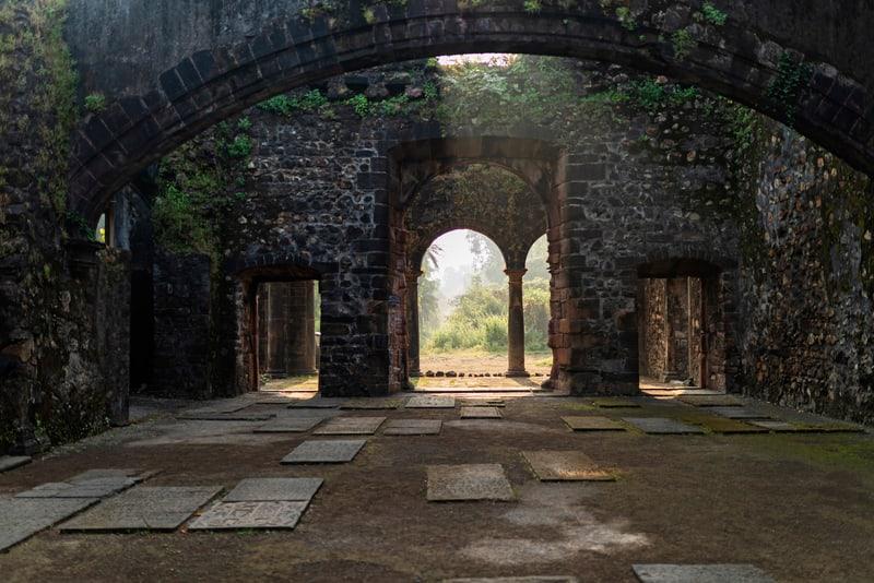 Vasai Fort Mumbai Gezilecek Yerler