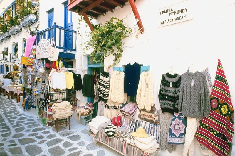 Matogianni Caddesi Mykonos