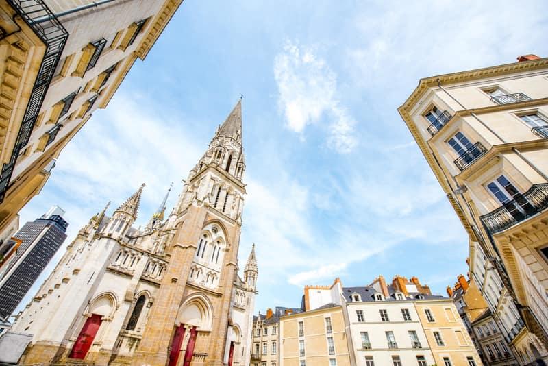 Nantes Görülecek Yerler