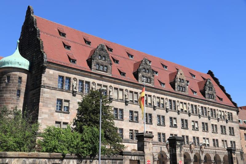 Nürnberg Adalet Sarayı