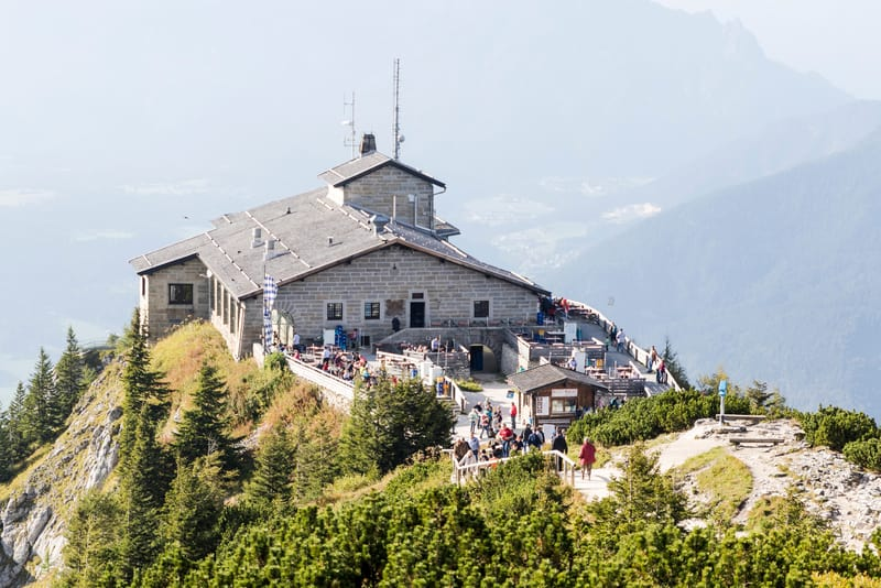 Kartal Yuvası Avusturya